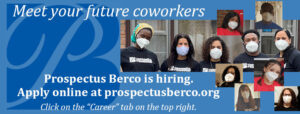 Photo collage of Prospectus Berco Employees